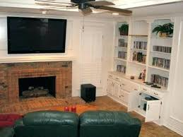 tv mount on brick fireplace mounting on brick fireplace medium size of how to hang picture