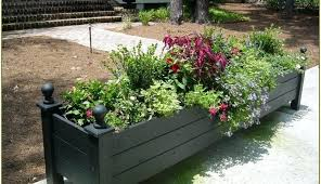 metal garden containers large plant pots zinc planter galvanised