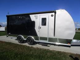 2017 atc 8 5x20 all aluminum toy hauler