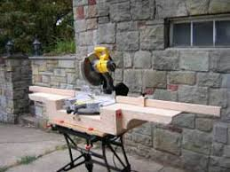 portable chop saw table. 11 free miter saw stand plans + 9 pictorial idea guides, 2 videos, 6 portable chop table s