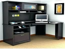 corner desk with hutch white corner office desk workstation with corner desk with hutch white corner
