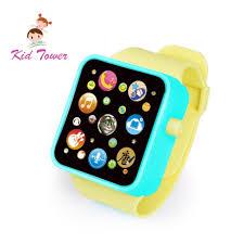 Đồng hồ đồ chơi trẻ em thông minh cảm ứng giá rẻ cho nam và nữ - Đồng Hồ  Thông Minh