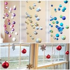 Ceiling Ball Decorations Gorgeous Christmas Ceiling Decorations Colorful Decorating Balls Hanging