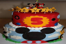 Birthday Cake For 5 Year Old Boy Delicious Cake Recipe