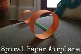 vbs sky a fun airplane craft straw and paper airplane