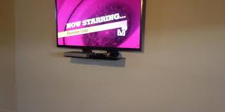 tv wall hanging 1 tv guy hang your