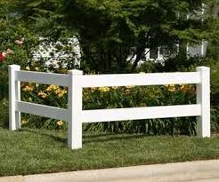 Both fence styles can be used for borders backdrops and yard