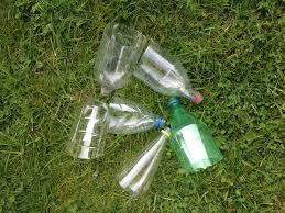 """Résultat de recherche d'images pour """"bouteille plastique coupée en deux"""""""