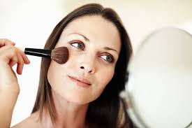 how to apply foundation that makes you look younger