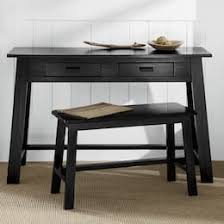 Home office small office home Minimalist Rustic Desk And Bench Country Door Home Office Small Desks Storage Country Door