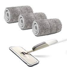 SDARISB Home Use Mop Microfiber Pad <b>Practical Household</b> Dust ...