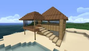 minecraft house 1 wallpaper minecraft house 1 minecraft simple house designs minecraft beach