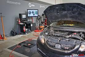 Revved Dyno Tech: Dropping Basic Mods On A 9th-Gen Honda Civic Si