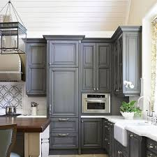 home kitchen furniture. Kitchen Cabinets With Furniture Style Flair Traditional Home