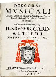 Scholars friends plagiarists: the musician as author in the