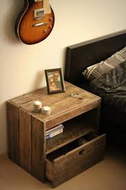 absolutely diy nightstand idea 60 d i y bedroom ultimate home makeover with drawer decor compartment organizer charging station ana white