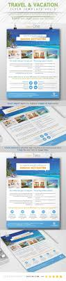 best images about flyers restaurant family fun travel vacation flyer ads template psd buy and