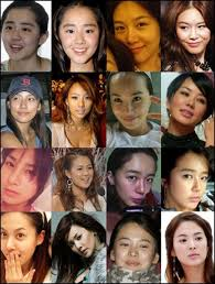 korean actresses without make up before and after 6 photos