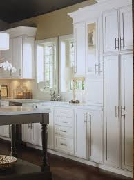 these are the full overlay cabinets we went with decora dalar maple in chantilly white w glaze