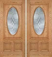 oval exterior door 1 3 4 by escon