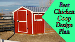Best Chicken Coop Design How To Build Poultry House Best Chicken Coop Design Plan