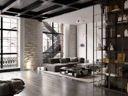 Urban Living Room Design Furniture 15 Attractive Artsy Urban Living Room Interior Design