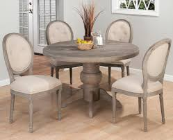 fantastic round gray dining table 22