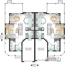 1st level duplex house design with lots of natural lights open floor plan pantry