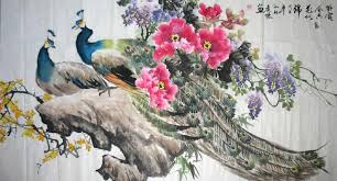 essence of chinese flower and bird painting