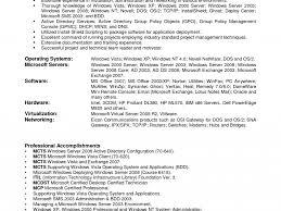 Vmware Resume