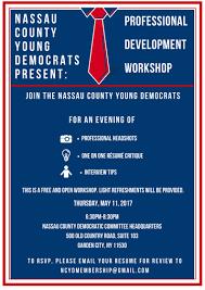 Events Nassau County Young Democrats