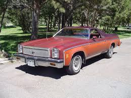 1976 Chevrolet El Camino history, pictures