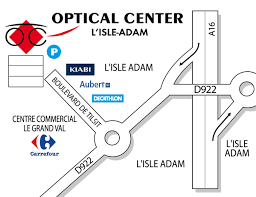 Tutta la moda che ama a piccoli prezzi! Opticien L Isle Adam Optical Center Votre Magasin De Lunettes A L Isle Adam