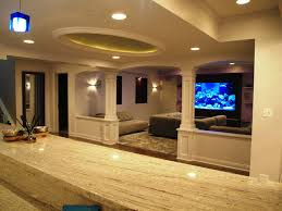 Lake Forest Basement Remodel By Leslie Lee At Normandy Remodeling Enchanting Remodel Basements