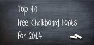 chalkboard fonts free free chalkboard fonts to download