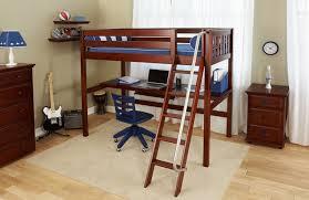 Maxtrix High Loft Chestnut Bed