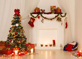 Christmas Tree Lights Amazon Amazon Com Gohebe 10x8ft 300x240cm Indoor Christmas Theme