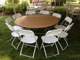 60 round wood tables seats 8 10