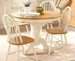 magnificent white wooden dining table and chairs round wood decoration ideas high gloss uk magni