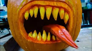 Cool Pumpkin Carving Designs Easy Pumpkin Carving Simple Scary And Easy Fun