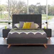Queen Bedroom Suites Beds And Packages Victoria 3 Pce Fabric Queen Bedroom Suite