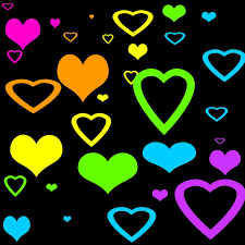 colorful heart wallpapers. Beautiful Wallpapers Colorful Hearts Wallpaper  This Is The Hot Colored Hearts 13 Love Wallpaper  Background Picture  In Heart Wallpapers O