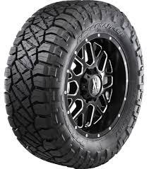Ridge Grappler Light Truck Tire