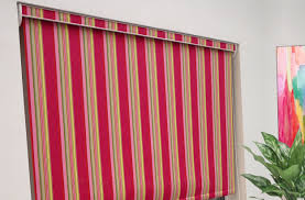 Red Roller Blinds Kitchen Striped Roller Blinds The Stripes Company Uk