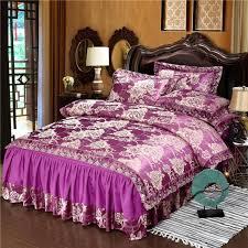 elegant bedding jacquard duvet cover