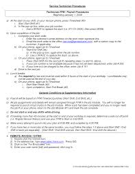 hvac service resume hvac service technician resume sample