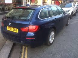 BMW 3 Series what is the cheapest bmw : 2011 60 Reg BMW 520D Automatic Blue Leather Seats Cheapest NEW ...