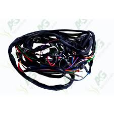 wiring loom 6600 7610 for ford new holland 6600 6610 7600 7610 wiring loom 6600 7610