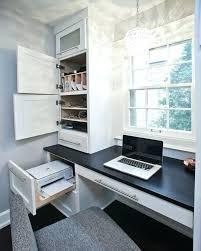 kitchen office desk. Built In Desk Ideas Best Office About Kitchen