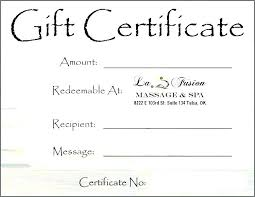 Free Printable Gift Certificate Template Word Download Free Printable Massage Coupon Gift Certificate